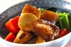 根菜の煮物
