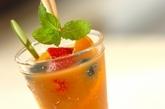 オレンジサングリアの作り方2