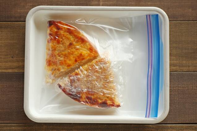 冷凍もできる作り置き!ツナとコーンのキッシュの作り方の手順7