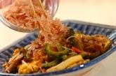 ゴーヤと豆腐のチャンプルーの作り方4