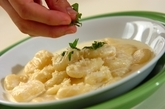 ジャガイモのニョッキの作り方7
