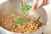 水煮大豆の五目煮の作り方2