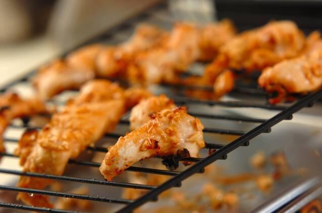 チキンのピーナッツ焼きの作り方の手順6