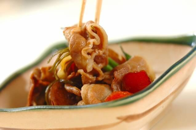 揚げ肉ジャガの作り方の手順8