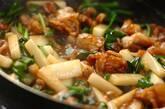 大根と豚肉のオイスター炒めの作り方4