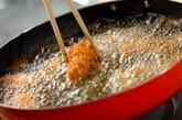 カマンベールチーズフライの作り方3