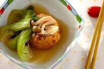 ひりょうずと野菜の煮物
