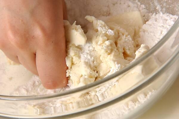 豆腐みたらし団子の作り方の手順1