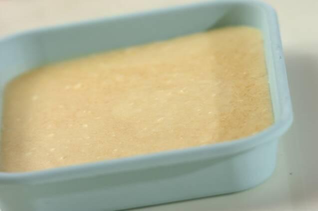 砂糖不使用 甘酒アイスクリームの作り方の手順3
