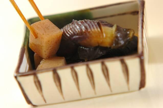 ナスとシイタケの煮物の作り方の手順6