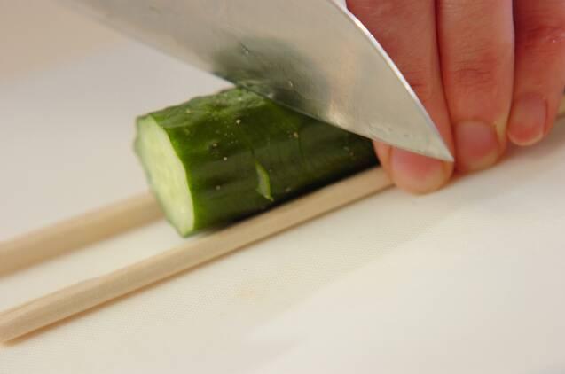 シシャモの甘酢漬けの作り方の手順2