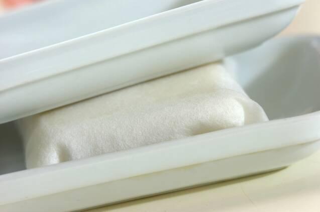 ホウレン草の白和えの作り方の手順1