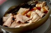 沖縄風肉うどんの作り方2