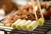 キノコと鶏肉の焼きびたしの作り方2