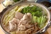 豚しゃぶ鍋の作り方4