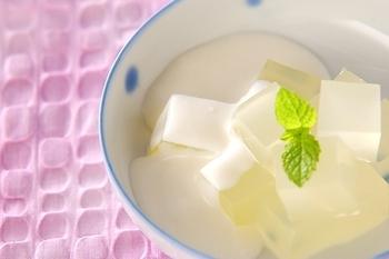 涼やか!レモンゼリー