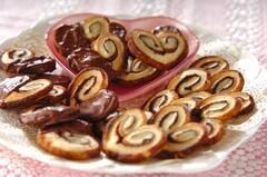 バレンタインチョコパイ