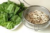 豚肉のマヨ炒めの下準備2