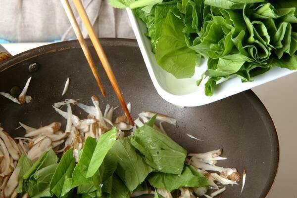 豚肉のマヨ炒めの作り方の手順4
