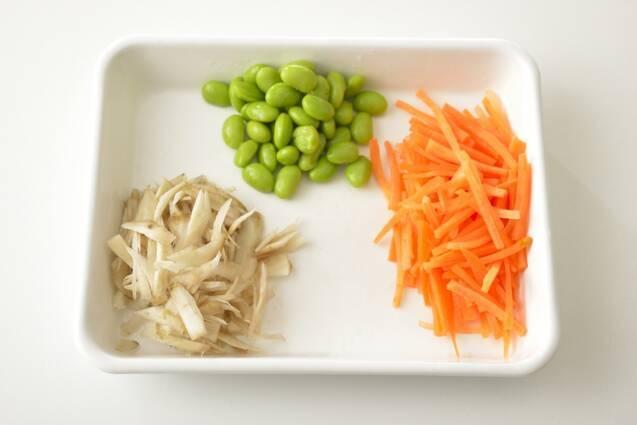 レンジで簡単いなり寿司の作り方の手順4