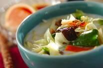 ミルクタン麺