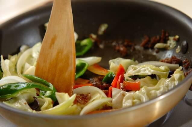 ミルクタン麺の作り方の手順5