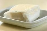 豆腐明太ディップの作り方1