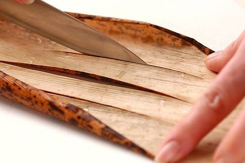 メバルの煮付けの作り方の手順2