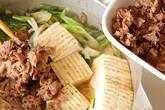 ご飯がすすむ!牛肉のすき焼き風煮物の作り方7