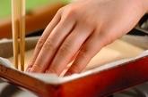巻かないロールケーキの作り方2
