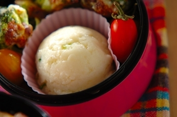 長芋のシンプルポテトサラダ