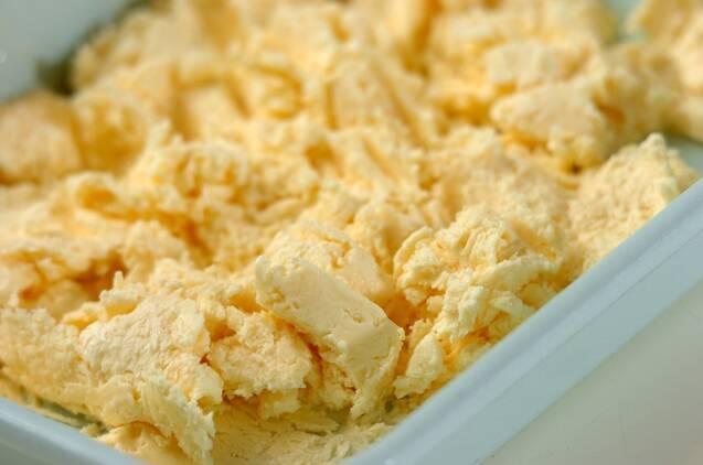 甘酒アイスクリームの作り方の手順3
