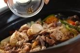 美酒鍋の作り方4