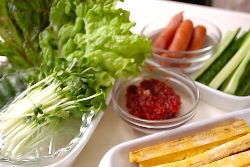 手巻き寿司の作り方の手順3