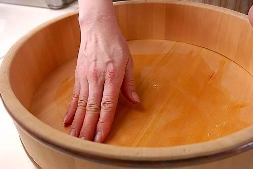 手巻き寿司の作り方の手順10