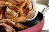 鶏の照り焼き手巻きご飯の作り方3