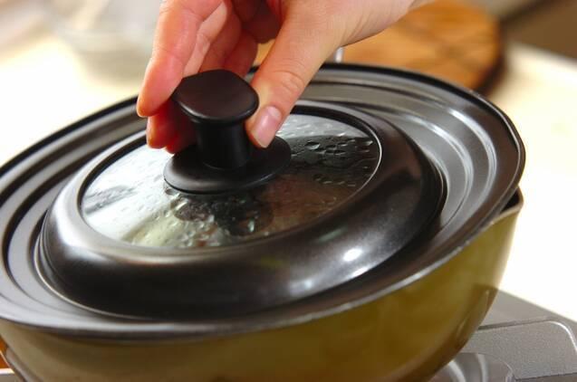 レンコンと大葉の和風ハンバーグの作り方の手順6