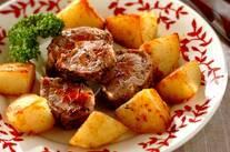 豚ヒレ肉のロースト タイム風味