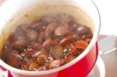 鶏の肝煮の作り方2