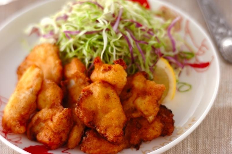 白身魚のイタリアンフリット