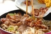 ふんわり卵入り野菜炒めの作り方4