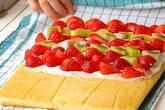 フルーツロールケーキの作り方12