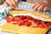 フルーツロールケーキの作り方13