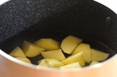 卵たっぷりポテトサラダの作り方1