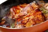 鶏肉の七味ステーキの作り方5
