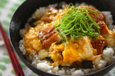 ウナ玉丼のレシピ・作り方   【E・レシピ】料理のプロが作る簡単レシピ
