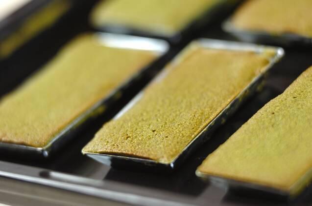 抹茶フィナンシェの作り方の手順8