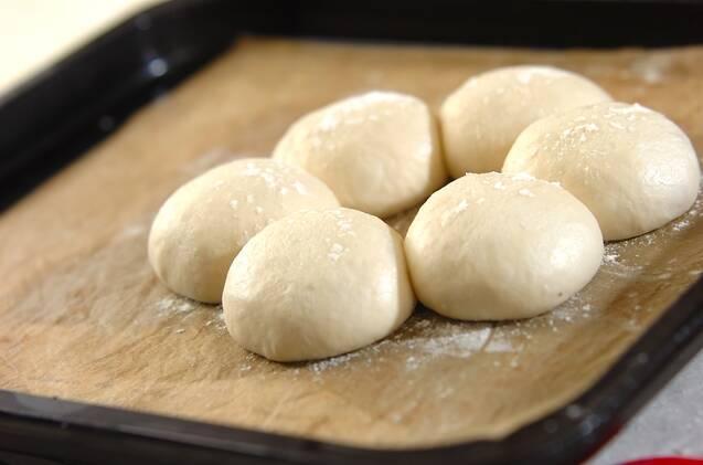 型なしバナナちぎりパンの作り方の手順6