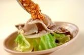 春キャベツと薄切り豚肉の中華和えの作り方3
