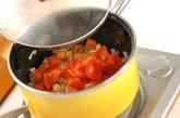 モロッコ風ヒヨコ豆のスープの作り方3